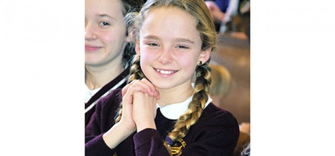 Singing the praises of Catholic schools