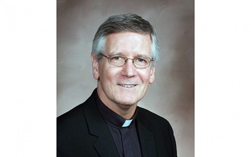 Father Johnson named pastor of Saint Thomas More Parish