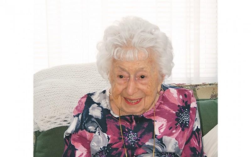 Phyllis Mignogna dies, 107 years old