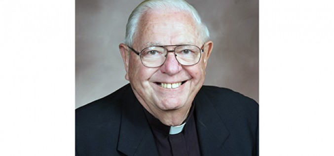 Father David Beebe, who served in multiple ministries, dies