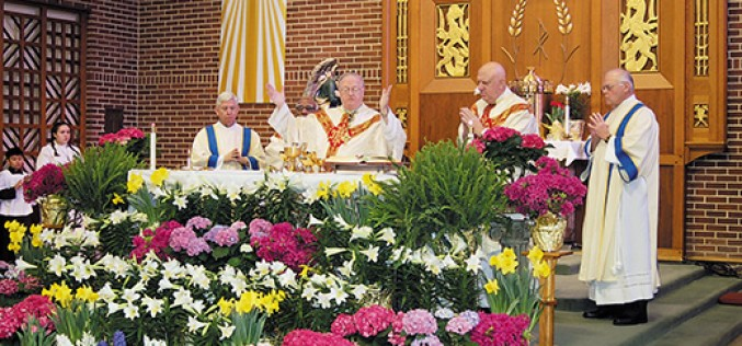 'Easter is our rebirth, our spiritual New Year'