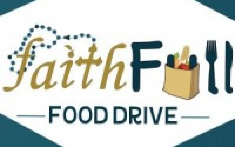 FaithFULL Food Drive March 6