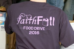 Food drive driven by faith… and trucks