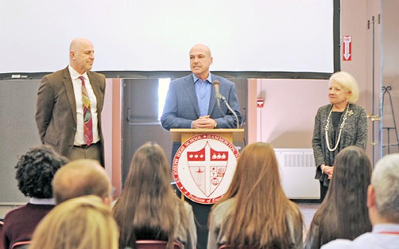 Saint Joseph High School receives $1 million pledge