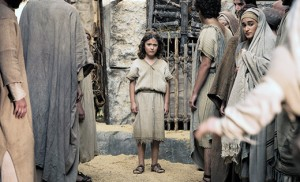 "Adam Greaves-Neal stars in a scene from the movie ""The Young Messiah."" CNS photo/Focus"