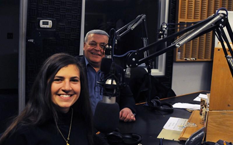 Radio apostolate extends reach to South Jersey