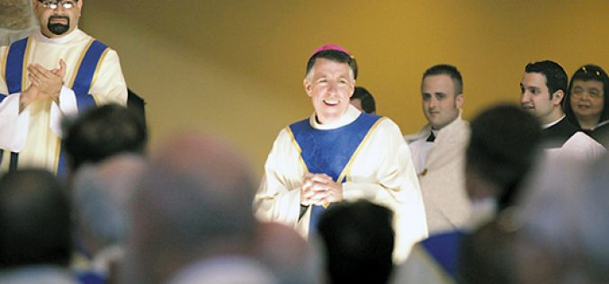 Memories of a priest with a hearty laugh