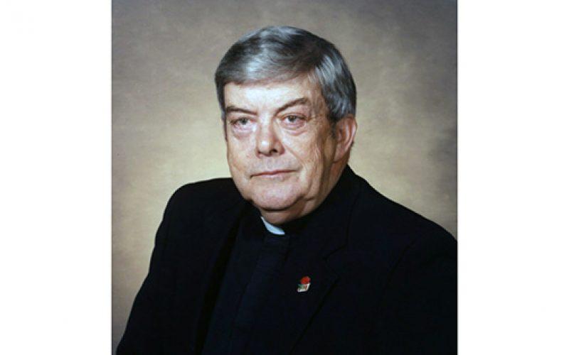 Msgr. Eugene Joseph Kernan dies