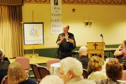 A Missionary of Mercy promotes evangelization