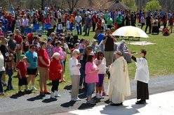 A day in the park to promote vocations