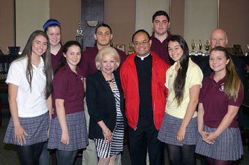 Father Allain Caparas appointed principal of Saint Joseph High School, Hammonton