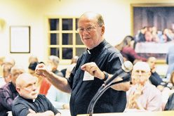 Missionary of Mercy to visit local parishes in June