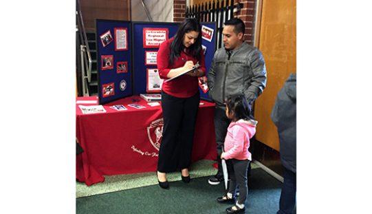 Getting more Hispanic children into Catholic school uniforms