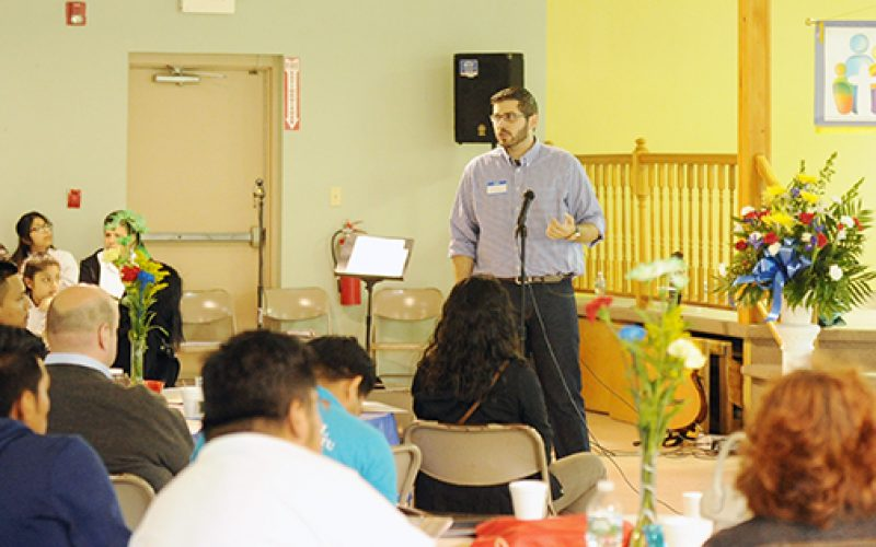 A need to reach out to young Latino Catholics