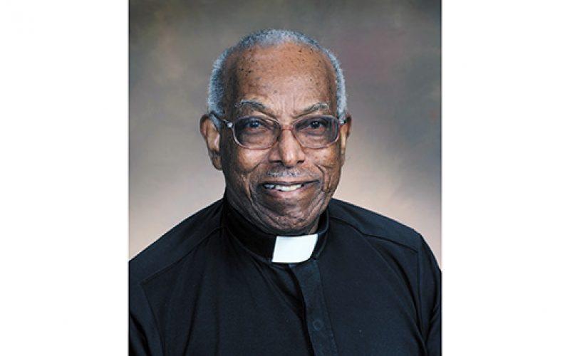 Father Stout dies