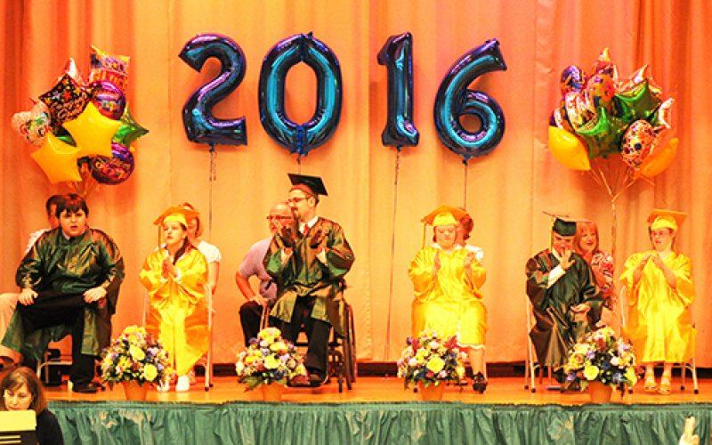 Graduation Day at Archbishop Damiano School