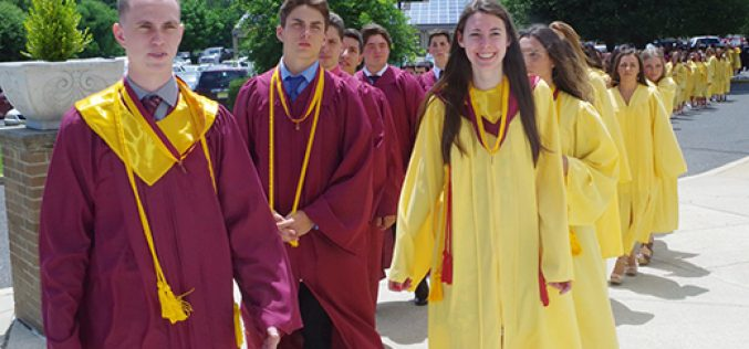 A Message from the Bishop – God bless the Class of 2016