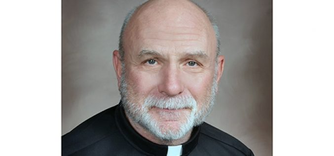 Father Robert J. Kantz to retire July 1
