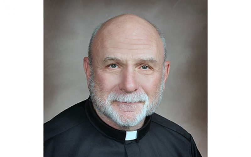 Father Robert J. Kantz to retire July 1