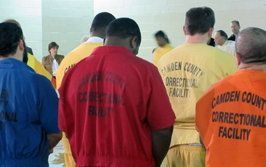 Combating recidivism with prayer and help
