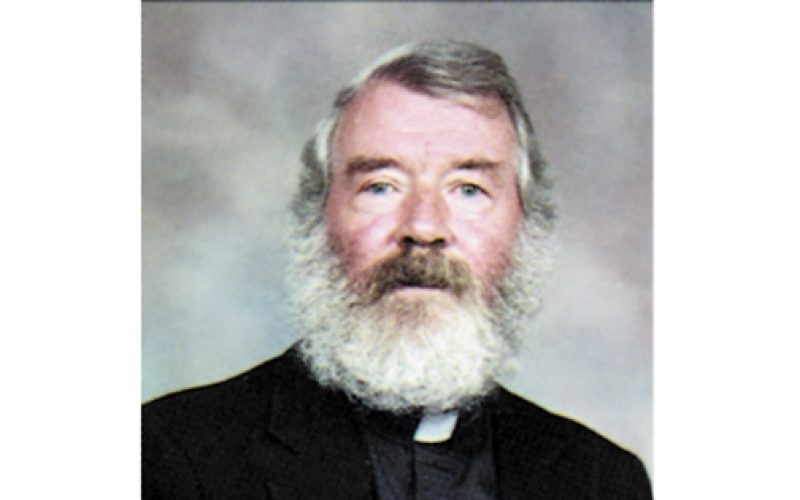 Father John Francis Bourke dies, was pastor in Berlin, Waterford