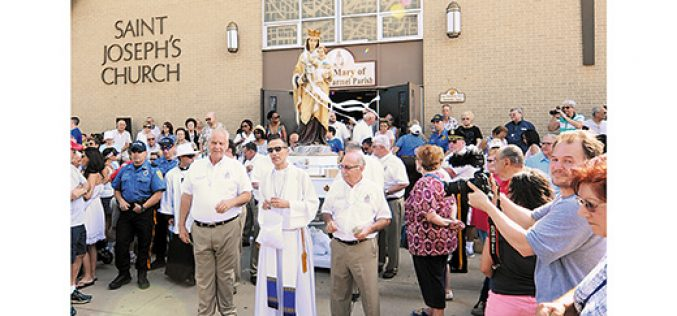 Week-long festival of faith and family