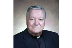 Father James P. Rush, who was pastor at three parishes, dies