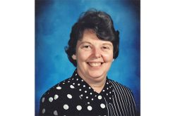 Sister Joanne Tarpey, RSM, dies