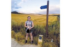 Signposts on a 'slow and gentle' journey