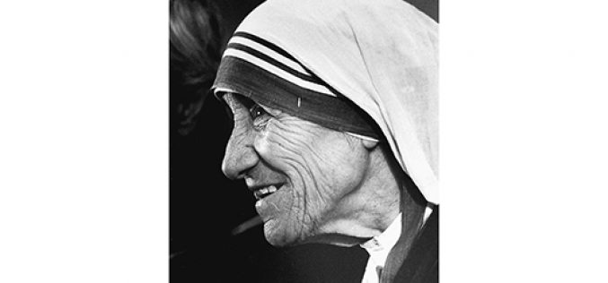 Honor Mother Teresa with a Day of Service