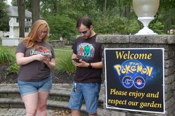 Prayer garden welcomes Pokemon players