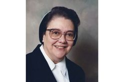 Sister Joanna Rado, who served at Saint Peter, Merchantville