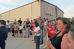 School honors Sept. 11 victims with candlelight prayer service