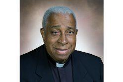 Msgr. Edward Alleyne, retired pastor, dies