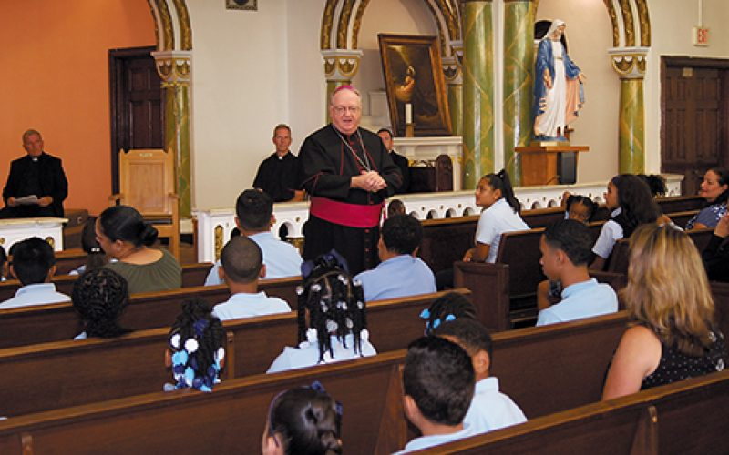 A Message from the Bishop – Catholic schools and Catholic identity