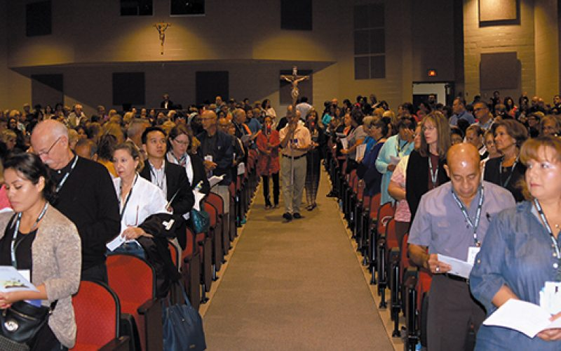 An inspirational Religious Education Convocation