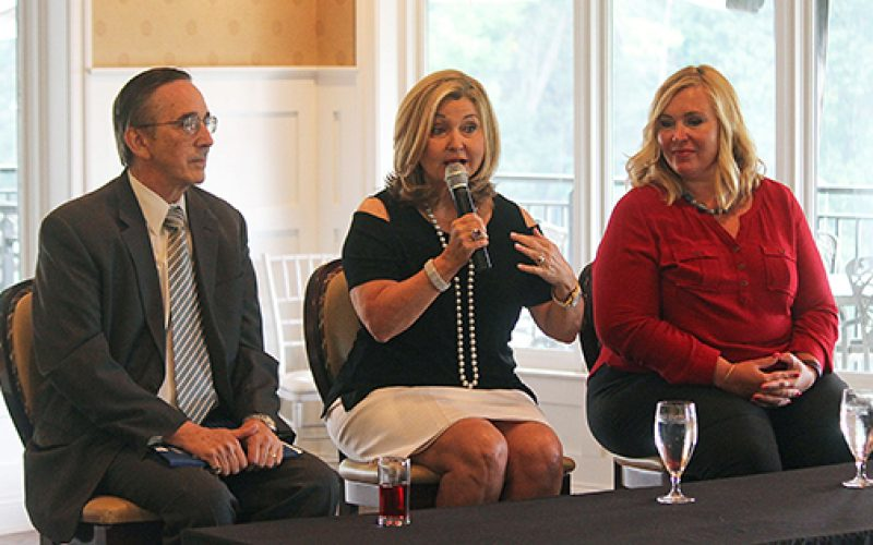 Local journalists share views on faith and media