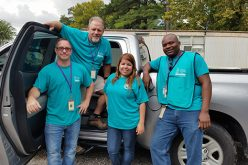 Camden Diocese pays it forward in Louisiana