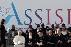 Gathering in Assisi of 'pilgrims in search of peace'