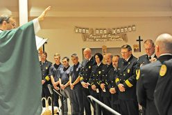 Blue Mass in Egg Harbor Township