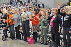 Charismatics gather for 28th annual conference
