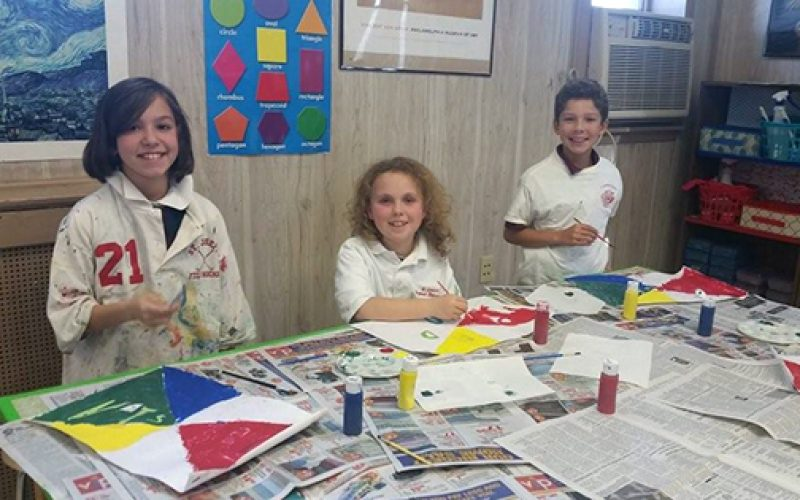 You're going to love the arts in Catholic schools