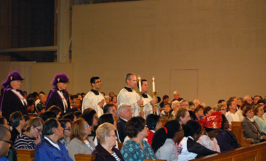 A day of Marian devotion in Washington