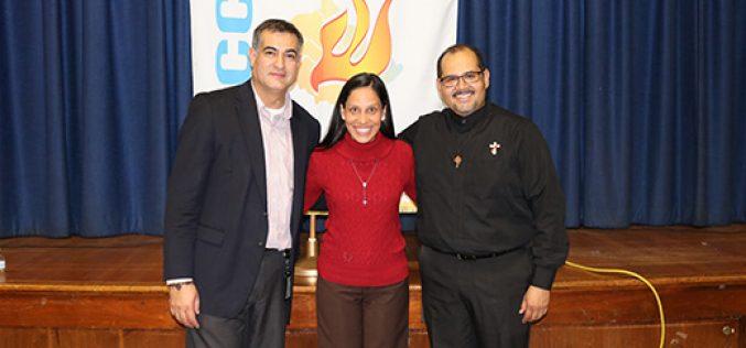 Parroquia en Vineland acoge fin de semana diocesano carismático de los hispanos católicos