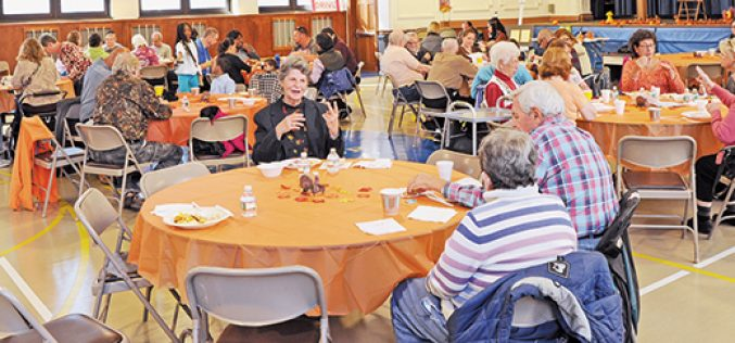 Deaf people belong at the Thanksgiving table