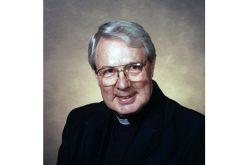 Msgr. Felix O'Neill dies