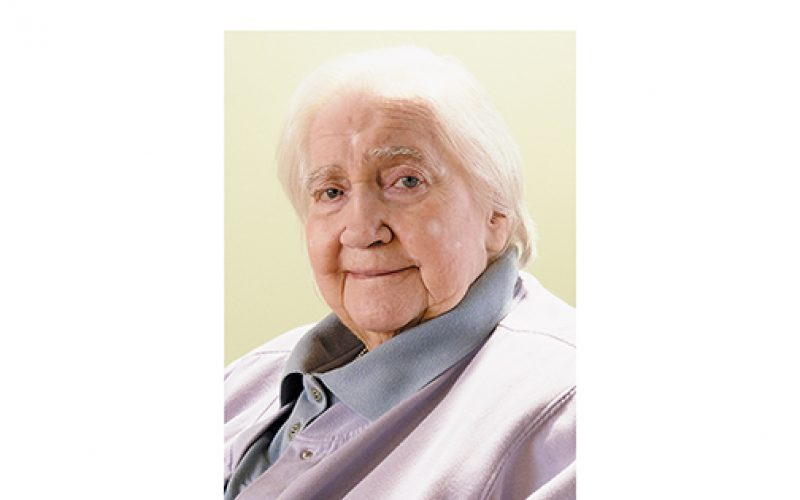 Sister Alexis Searfoss, who served in Ventnor, dies