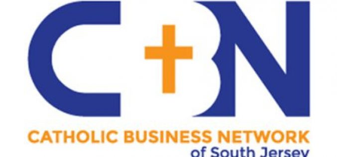 Marketing the topic at Catholic Business Breakfast Dec. 8