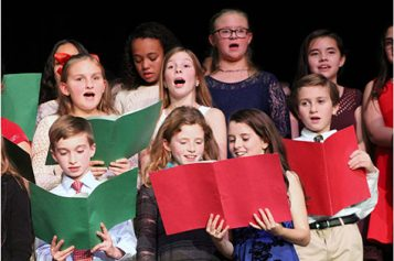 The spirit of Christmas is contagious in Catholic schools