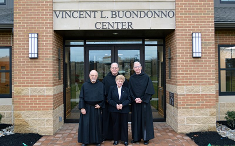 The Vincent L. Buondonno Center opens at Saint Augustine Prep in Richland